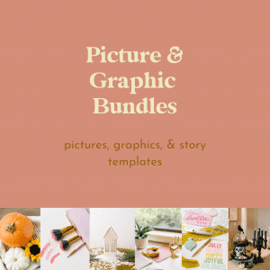 Photo and Graphic Bundles